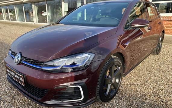VW Golf 1,4 TSI GTE DSG  5d 6g Aut.