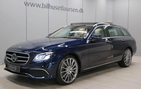 Mercedes E350 d 2,9 stc. aut.