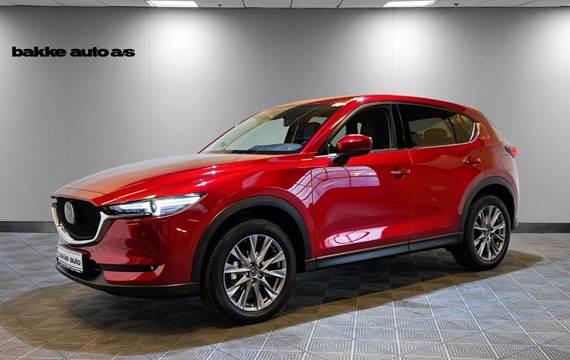 Mazda CX-5 2,0 SkyActiv-G 165 Optimum aut.