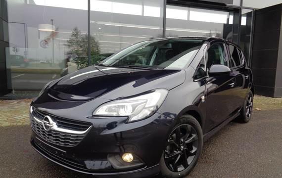 Opel Corsa 1,4 16V OPC Line