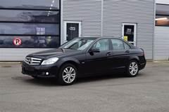 Mercedes C220 d 2,2 CDI BlueEfficiency  6g