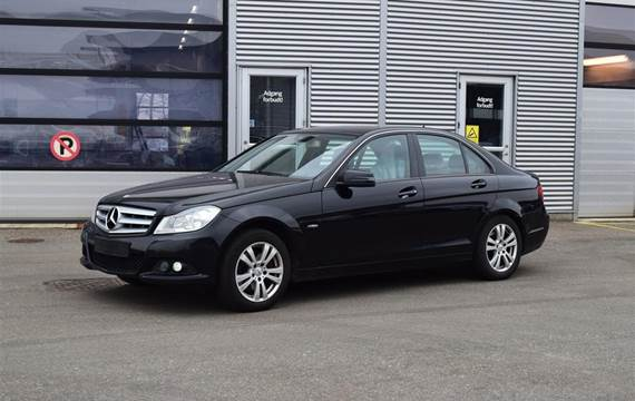 Mercedes C220 d 2,2 CDI BlueEfficiency  6g