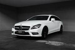 Mercedes CLS350 3,0 CDi SB aut. 4Matic BE