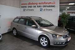 VW Passat 1,6 TDi 105 BlueMotion Variant