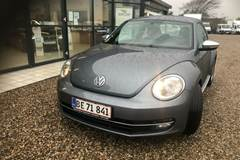 VW The Beetle 1,2 TSi 105