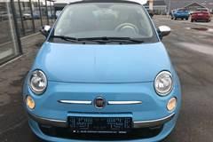 Fiat 500C 1,2 Popstar