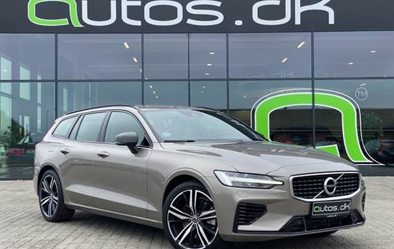 Volvo V60 2,0 T6 ReCharge R-Design aut. AWD