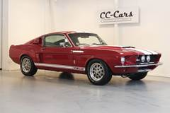 Ford Mustang 4,7 V8 289cui. Fastback