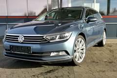 VW Passat 2,0 TDi 190 High+ Vari. DSG 5d