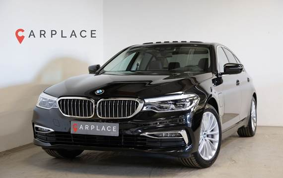 BMW 530e 2,0 iPerformance Luxury Line aut.