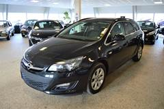 Opel Astra 1,4 T 140 Limited ST