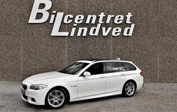 BMW 525d 3,0 Touring M-Sport aut.