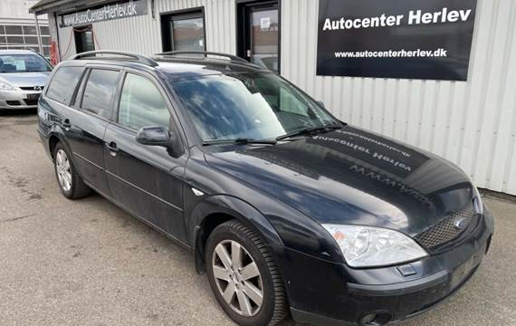 Ford Mondeo 2,0 145 Ambiente stc.