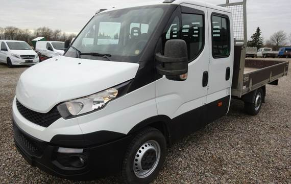 Iveco Daily 2,3 35S15 Db.Kab Chassis