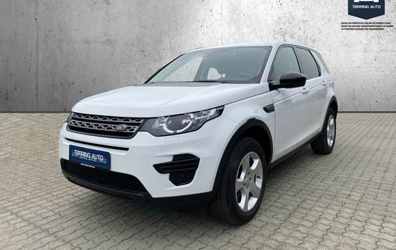 Land Rover Discovery Sport 2,0 eD4 S