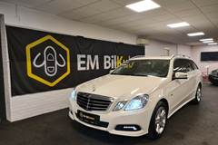 Mercedes E250 1,8 CGi Avantgarde stc. aut. BE