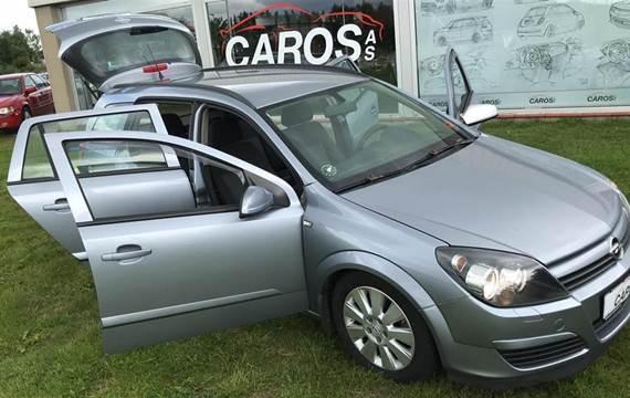 Opel Astra 1,7 Wagon 1,7 16V CDTI Enjoy 100HK Stc