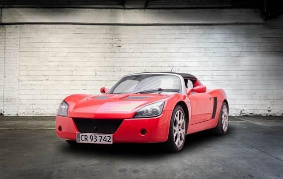 Opel Speedster 2,2