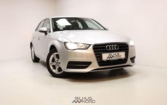 Audi A3 1,6 TDi Ambiente SB S-tr.