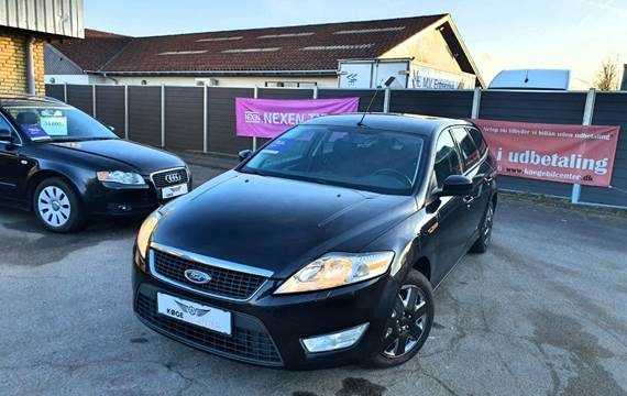 Ford Mondeo 2,0 TDCi 130 Ambiente stc.