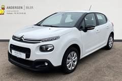 Citroën C3 1,2 PureTech Feel+ 82HK 5d
