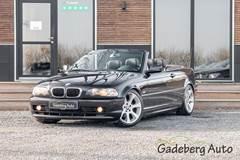 BMW 320Ci 2,2 Cabriolet