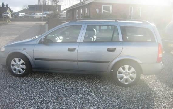 Opel Astra 1,4 16V Limited Wagon