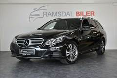 Mercedes E350 3,0 BlueTEC Edition E stc aut. 4Matic