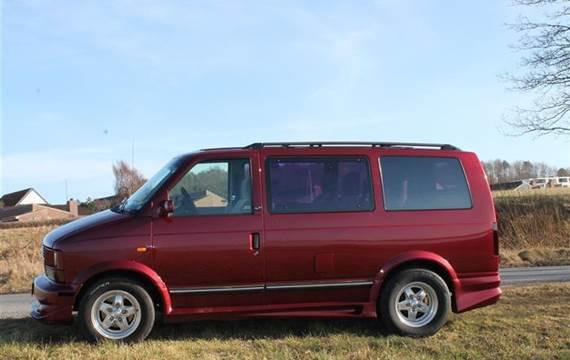 Chevrolet Astro 4,3 Extended 4,3 186HK Aut.