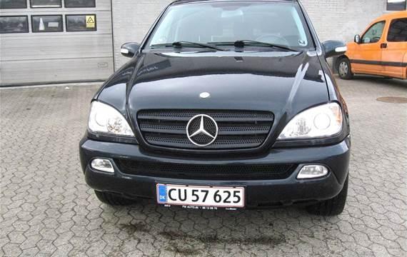 Mercedes ML270 d CDI aut. 163HK 5d