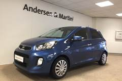 Kia Picanto CVVT Attraction Plus 85HK 5d