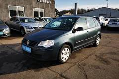 VW Polo 1,4 16V United 80HK 5d