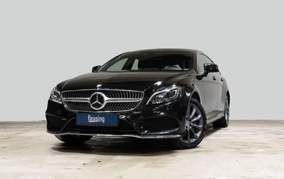 Mercedes CLS350 3,0 BlueTEC SB aut. 4Matic