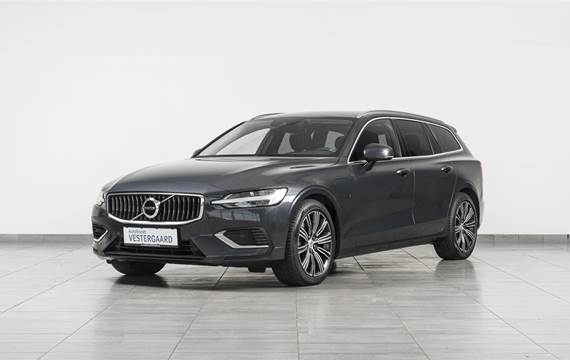Volvo V60 2,0 T6 Recharge Inscription  Stc 8g Aut.