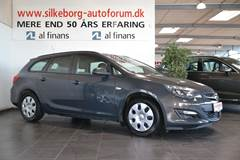Opel Astra 1,7 CDTi 110 Enjoy Sports Tourer eco