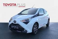 Toyota Aygo 1,0 1.0 benzin (72 hk) aut. gear