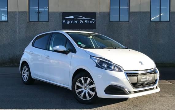 Peugeot 208 1,6 BlueHDi 100 Spirit Comfort