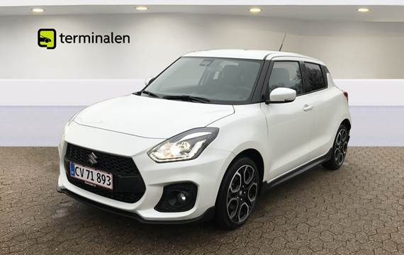 Suzuki Swift 1,4 Boosterjet Sport