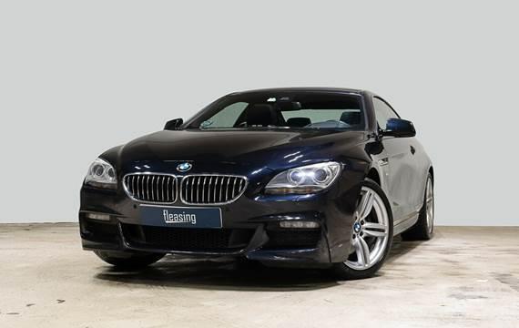 BMW 640d 3,0 Coupé aut.