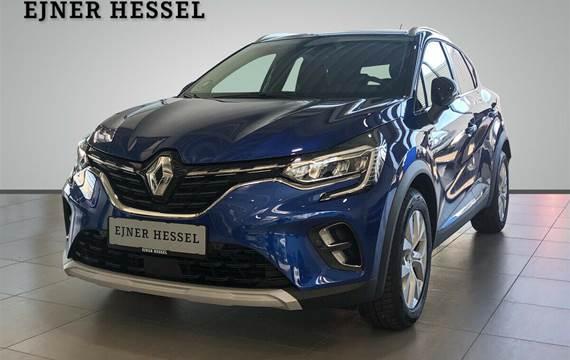 Renault Captur 1,0 TCe 100 Intens
