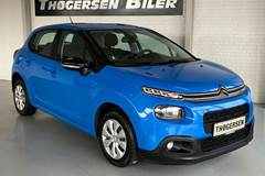 Citroën C3 1,6 BlueHDi 75 Feel