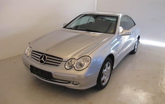 Mercedes CLK240 2,6 Elegance aut.
