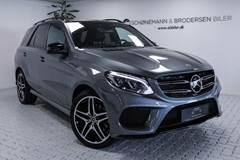 Mercedes GLE350 d 3,0 AMG Line aut. 4Matic