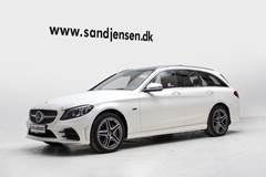 Mercedes C300 e 2,0 AMG Line stc. aut.