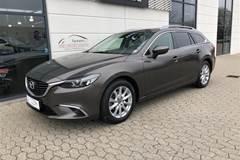 Mazda 6 2,0 Skyactiv-G Vision  Stc 6g