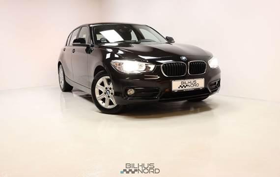 BMW 116d 1,5 ED Advantage aut.