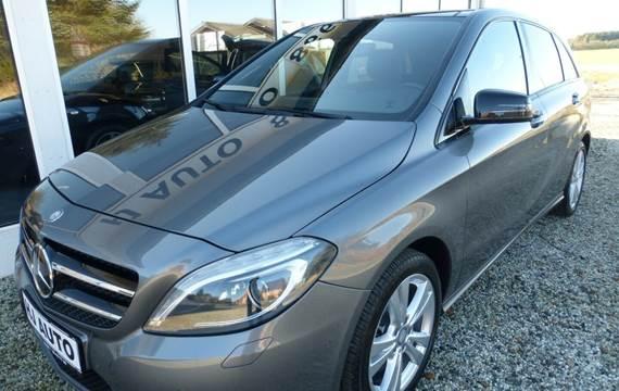 Mercedes B220 2,2 CDi aut. BE