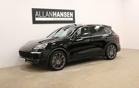 Porsche Cayenne S 4,2 D Tiptr.