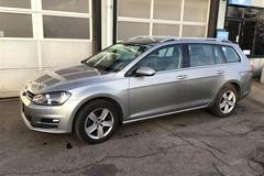 VW Golf V 1,4 ariant 1,4 TSI Highline DSG 140HK Stc 7g Aut.