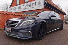 Mercedes S500 - 455 hk 4MATIC G-TRONICOm Virksomheden: